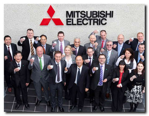 mitsubishi electric- looking forward to a green future in more ways