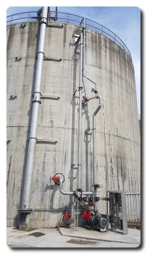 Landia and Cambi help deliver big upswing in biogas production for the water industry