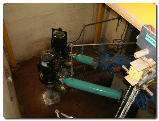 Evergreen Landia Chopper Pump stands the test of time for Severn Trent