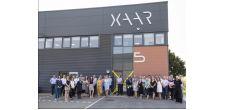 XAAR OPENS NEW CORPORATE HEADQUARTERS IN CAMBRIDGE