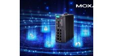 Moxa's New All-in-one Industrial Secure Router for Safeguarding Industrial Applications